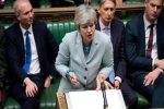 British PM mulls solution to Brexit deadlock as EU warns of no-deal