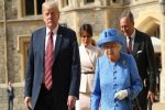 US President Trump accepts Queen Elizabeth's invite for UK state visit in June