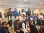 Indian Overseas Congress, USA expands and inaugurates new Chapters