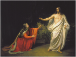 Dance of love Divine and Human!: 'Literal flesh-and-blood' resurrection is the heart of my faith!
