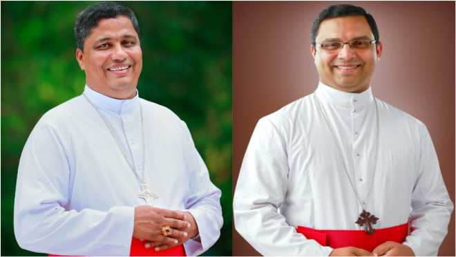 Bishop Mar Joseph Pamplani, Bishop Mar Thomas Tharayil