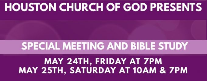 Church of God Special meeting-1