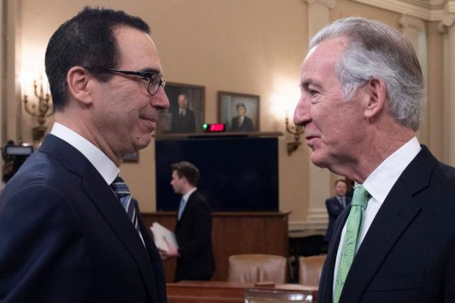 richard-neal-ways-and-means-subpoenas-treasury-steven-mnuchin