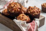 Healthy Carrot and Nut Muffin Recipe
