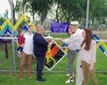 Ribbon Cutting Ceremony Introduces Public Art,  'The Path of Us', on Hackensack and Bogota Border