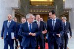 Talks on post-war Syria constitution to 'continue': Assad