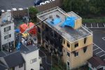 Japan 'hell' fire killed dozens trying to escape