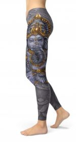 Upset Hindus urge Charlotte fitness-wear firm to withdraw Lord Ganesh leggings & apologize