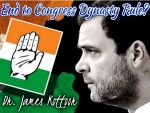 End to Congress Dynasty Rule?