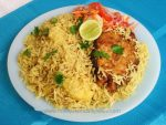 Fish and Coconut Pilau (Cookery)