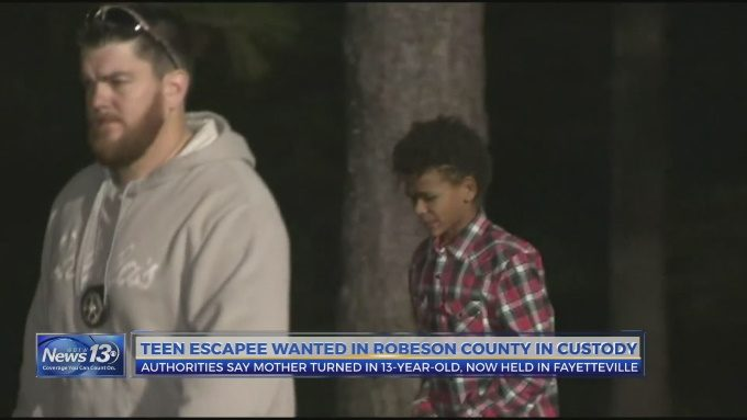 13-year-old-charged-with-double-murder-back-in-custody-after-escape