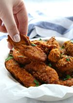 Chicken Tenders – Healthier Oven Fried