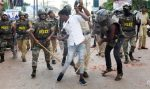 Citizenship Amendment Bill; Indian police treat the protesters more brutally than the British