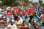 Giant new rallies slam Indian government's citizenship law