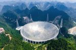China launches gigantic telescope in hunt for life beyond earth