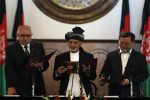 Afghan president to be sworn in next month