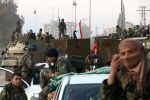 Syria presses assault amid fears over mass displacement