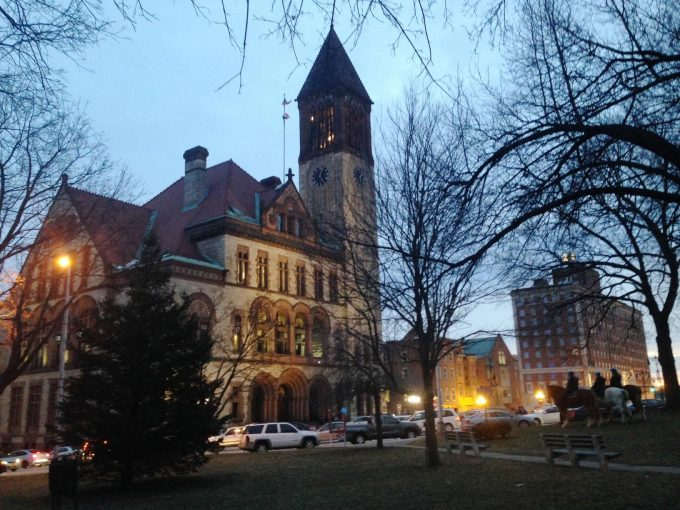 albany-city-hall