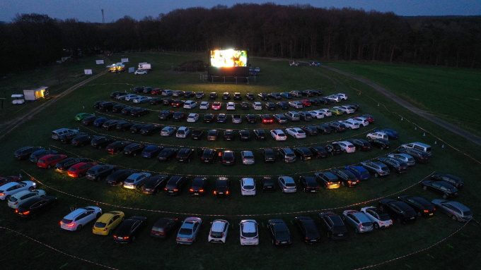 Drive in theater 2