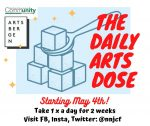 Like Your Favorite Artists in Northern New Jersey Community Foundation's ArtsBergen Virtual 'The Daily Arts Dose'