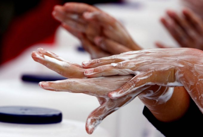 soapy-hands