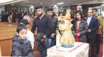ഷിക്കാഗോ തിരുഹ്യദയ ക്നാനായ ഫൊറോനായില് ഉണ്ണി ഈശോയുടെ ഛേദനാചാര തിരുന്നാള് ഭക്തിപൂര്വ്വം ആചരിച്ചു