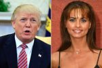 Complaint filed with Justice Dept. over the Alleged $150K payoff to Trump accuser, ex-Playboy model Karen McDougal