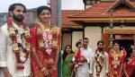 നടി ദിവ്യാ ഉണ്ണി ഇന്ന് ഹൂസ്റ്റണില് വീണ്ടും വിവാഹിതയായി; വരന് മുംബൈ മലയാളി അരുണ് കുമാര് മണികണ്ഠന്