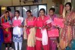 उत्तर प्रदेश: मुख्यमंत्री सामूहिक विवाह योजना में 'दुल्हनों से दगा', दिए लोहे के जेवर