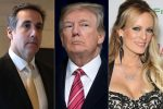 Trump's lawyer says he paid adult film star out of his own pocket