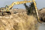 Iraq force that helped beat Daesh turns to reconstruction; Gouging out irrigation channels for farmers in the southern province of Basra