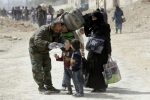 Syrian troops pressing their blistering assault near Damascus; Death toll escalates
