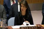 UN faces 'day of shame' over failed Syria truce: Haley