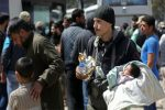 Syria Conflict: Thousands more rebels, civilians reach northwest Syria under withdrawal deal