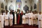 യോങ്കേഴ്സ് സെന്റ് തോമസ് ഓര്ത്തഡോക്സ് ഇടവകയില് നടന്ന കാല്കഴുകള് ശുശ്രൂഷ ഭക്തിനിര്ഭരമായി