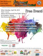 New Jersey public library celebrating Hindu festival Holi