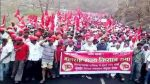 मुंबई की दहलीज पर पहुंचा किसानों का आक्रोश, मांगें पूरी न होने पर होगा विधानसभा घेराव
