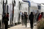 Syria regime eyes Ghouta reconquest as evacuations continue