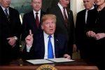 U.S. escalates China trade showdown with tariffs on $50 billion in imports