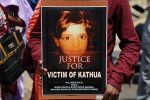 Rape, murder of eight-year-old girl sparks outrage in India