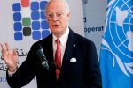 Save Syria's Idlib from fate of Aleppo, UN envoy pleads