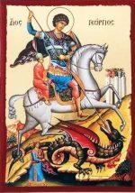 ഇര്വിങ് സെന്റ് ജോര്ജ് ഓര്ത്തഡോക്സ് ദേവാലയത്തില് ഗീവര്ഗീസ് സഹദായുടെ ഓര്മ്മ പെരുന്നാള്