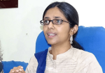 DCW chief's hunger strike enters third day