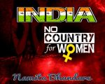 India No country for women!