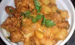 चपाती के साथ चखें राजस्थानी आलू मंगोड़ी की सब्जी का स्वाद