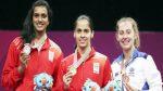 CWG 2018: साइना ने सिंधु को हराकर जीता गोल्ड, श्रीकांत को सिल्वर