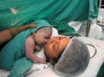 सिजेरियन से पैदा हुए बच्चे को अस्थमा का खतरा ज्यादा