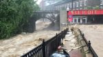 Search Underway for Missing National Guardsman After '1,000-Year' Flash Flood Tears Through Ellicott City, Maryland