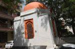 650 साल पुराने ऐतिहासिक मकबरे को मंदिर में किया तब्दील