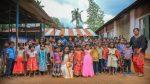 യോങ്കേഴ്സ് മലയാളി അസോസിയേഷന് പഠനോപകരണങ്ങള് വിതരണം ചെയ്തു